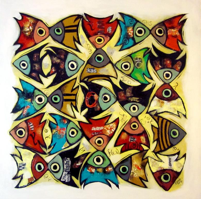 Ginnie Chen - Artiste Peintre